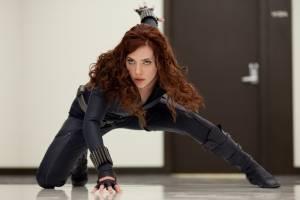 Iron Man 2: Scarlett Johansson (Natasha Romanoff / Black Widow)