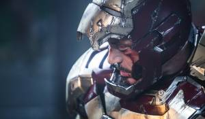 Iron Man 3: Robert Downey Jr. (Tony Stark / Iron Man)
