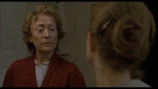 Annie Girardot en Isabelle Huppert in La Pianiste