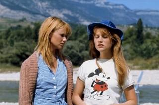 Miou-Miou en Isabelle Huppert in Les valseuses