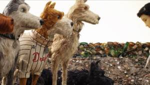 Isle of Dogs filmstill