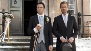 Ja, Ik Wil!: Martijn Lakemeier (Daan) en Thijs Römer (Jacob)