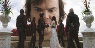 Jack Black in Gulliver's Travels