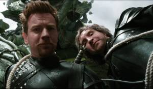Eddie Marsan en Ewan McGregor (Elmont)