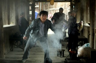 Jackie Chan in Skiptrace