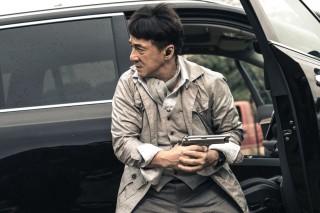 Jackie Chan in Vanguard