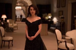 Jackie: Natalie Portman (Jacqueline Kennedy)