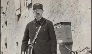 Jacques Tati in Jour de Fête