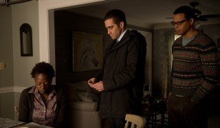 Viola Davis, Jake Gyllenhaal en Terrence Howard in Prisoners