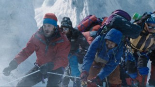 Josh Brolin, Jason Clarke, Jake Gyllenhaal en John Hawkes in Everest (2015)