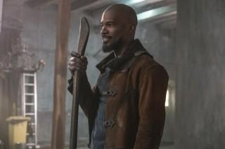 Jamie Foxx in Robin Hood