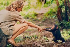 Jane: Jane Goodall (Zichzelf)