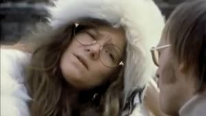 Janis: Little Girl Blue: Janis Joplin (Zichzelf (archive footage))