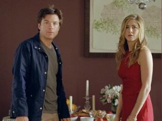 Jennifer Aniston en Jason Bateman in The Switch