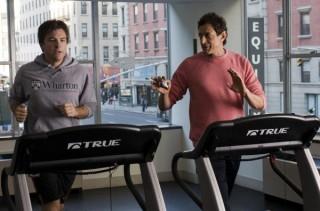 Jason Bateman en Jeff Goldblum in The Switch