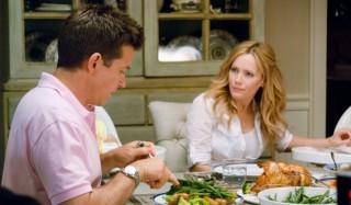 Jason Bateman en Leslie Mann in The Change-Up