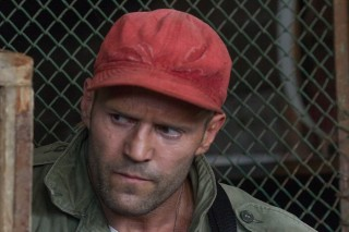 Jason Statham in The Expendables 3