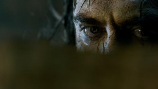 Javier Bardem in Pirates of the Caribbean: Salazar's Revenge