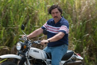 Javier Bardem in Escobar