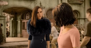 Jennifer Connelly in Alita: Battle Angel