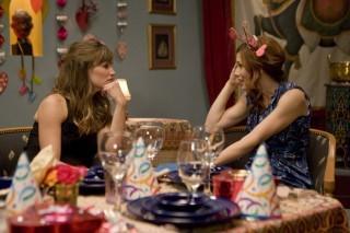 Jessica Biel en Jennifer Garner in Valentine's Day