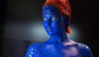Jennifer Lawrence in X-Men: Days of Future Past