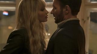 Jennifer Lawrence en Joel Edgerton in Red Sparrow