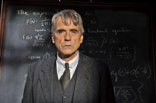 Jeremy Irons in The Man Who Knew Infinity