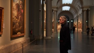 Jeremy Irons in The Prado Museum. A Collection of Wonders