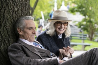 Jeremy Irons en Diane Keaton in Love, Weddings & Other Disasters