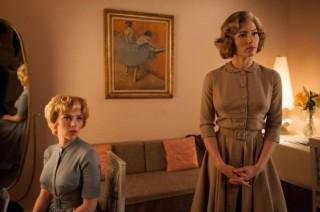 Jessica Biel en Scarlett Johansson in Hitchcock