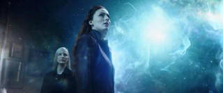 Jessica Chastain en Sophie Turner in X-Men: Dark Phoenix