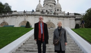 Jim Broadbent en Lindsay Duncan in Le Week-End