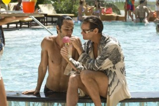 Jim Carrey en Rodrigo Santoro in I Love You Phillip Morris