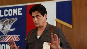 Jimmy P.: Benicio Del Toro (Jimmy Picard)