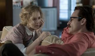 Amy Adams en Joaquin Phoenix in Her