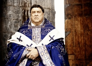 John Goodman in Pope Joan