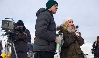 John Krasinski en Kristen Bell in Big Miracle