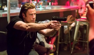 John Travolta in I Am Wrath