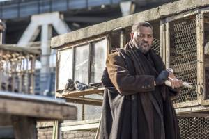 John Wick: Chapter Two: Laurence Fishburne (The Bowler King)