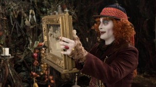 Johnny Depp in Alice: Through the Looking Glass