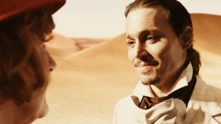 Johnny Depp in The Imaginarium of Doctor Parnassus