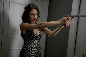 Johnny English Strikes Again: Olga Kurylenko (Ophelia)