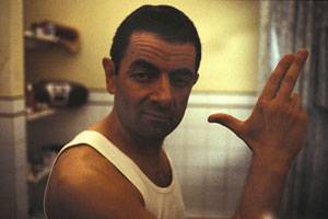 Johnny English: Rowan Atkinson (Johnny English)