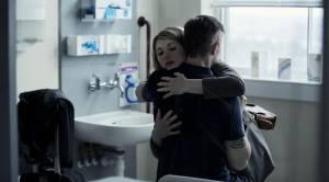 Journeyman: Jodie Whittaker (Emma Burton) en Paddy Considine (Matty Burton)