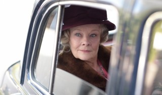 Judi Dench in My Week with Marilyn