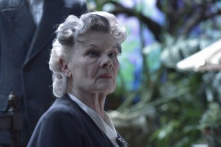Judi Dench in Miss Peregrine's Home for Peculiar Children