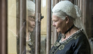 Judi Dench in Victoria and Abdul
