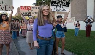 Julianne Moore in The Glorias