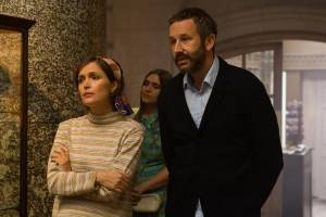 Juliet, Naked: Rose Byrne (Annie) en Chris O'Dowd (Duncan)